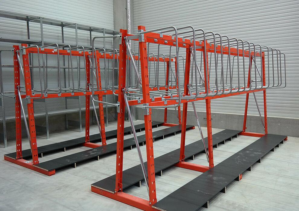 Warehouse Building Materials