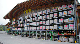 pallet rack galvanized