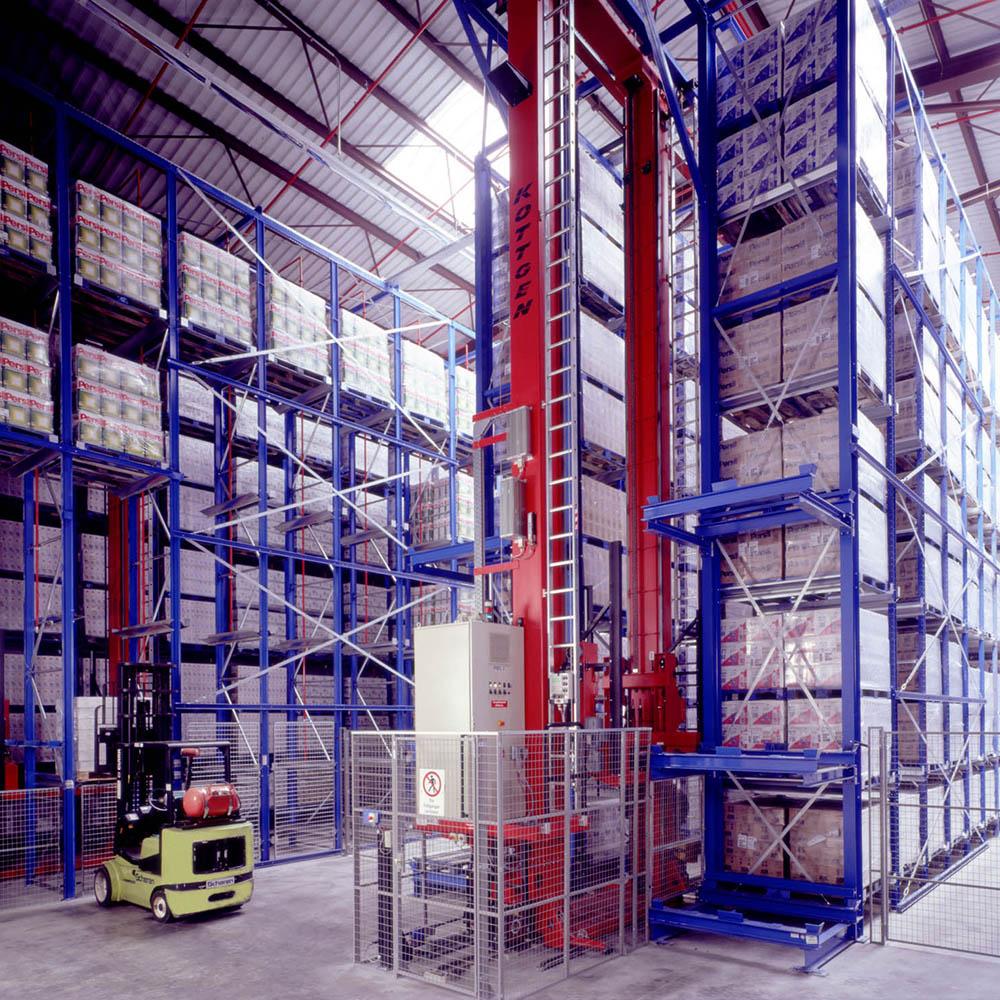 Pallet shelves | Pallet racking | OHRA GmbH
